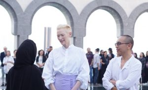 Tilda Swinton will Star in Memoria by Apichatpong Weerasethakul