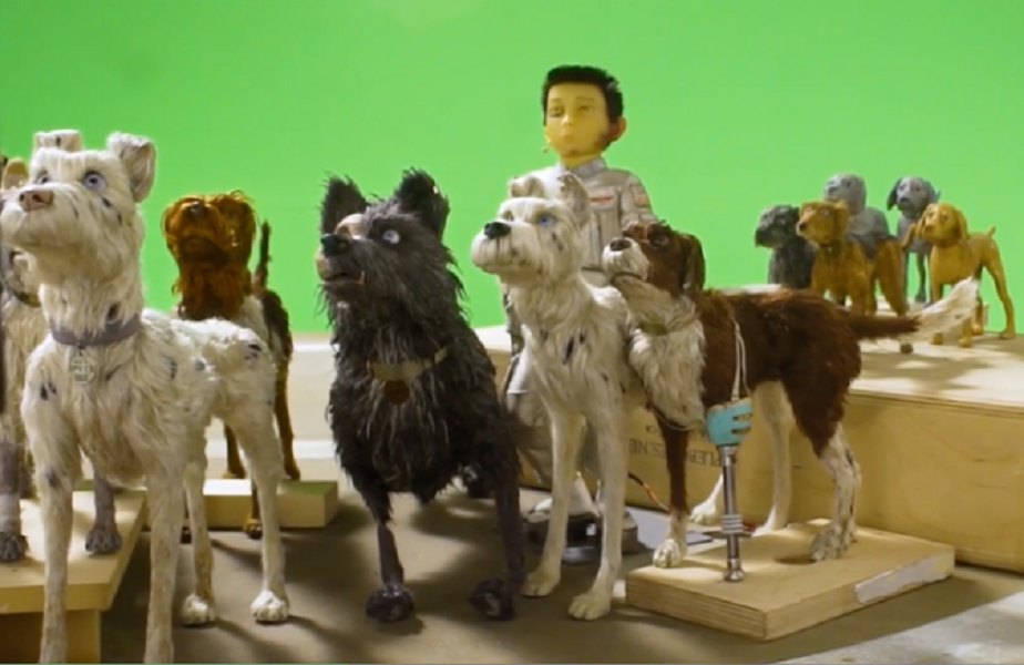 An Impressive Look Behind the Scenes of Wes Anderson's Isle Of Dogs