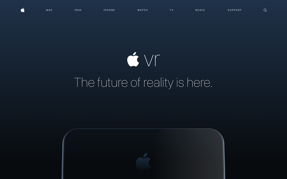 Apple are Developing AR/VR Headset with 8K Resolution