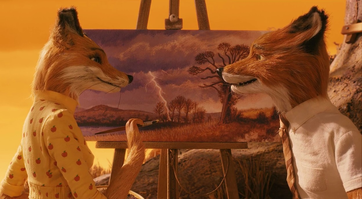 The Fantasitc World of Fantastic Mr. Fox