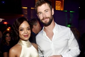 "Chris Hemsworth and Tessa Thompson will Star in the New ""Men in Black"""