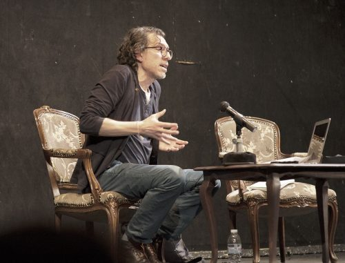 Interview with the Bulgarian Director of THÉÂTRE DE LA CITÉ Galin Stoev