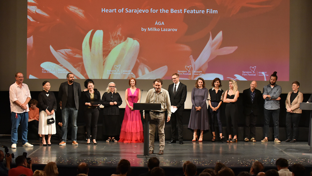 "Bulgarian Film ""Aga"" Won the Big Prize at Sarajevo Festival 2018"