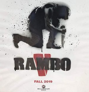 Sylvester Stallone is in Bulgaria Filming Rambo 5