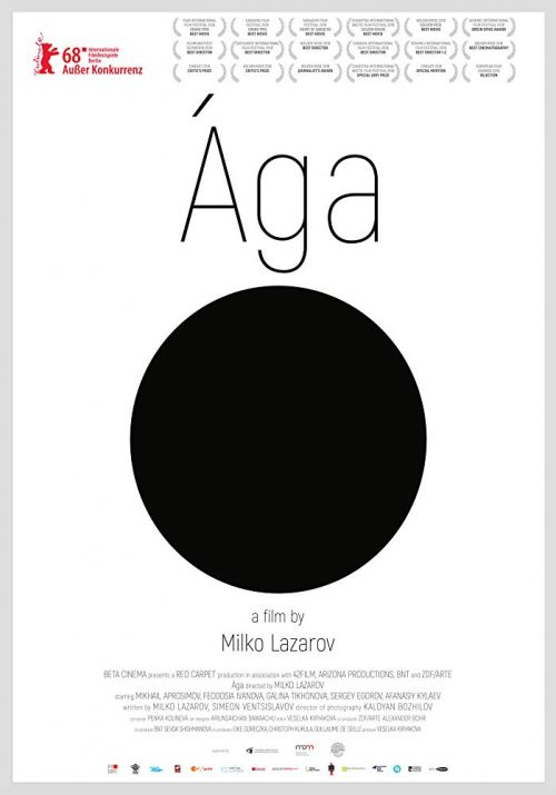 Director Milko Lazarov: The Film Ága is a Legend About the Last Family