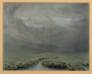 A Landscape from the Hohe Tauern
