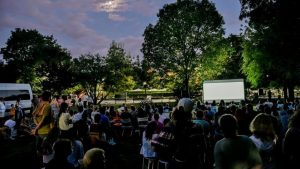 Where in Bulgaria can you Watch Outdoor Cinema in the Warm Summer Evenings of 2019