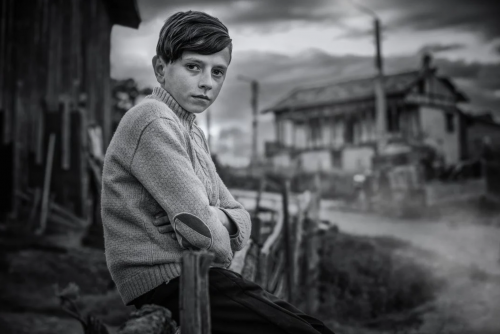Bulgarian Actor is a Finalist in the Smithsonian Photo Contest