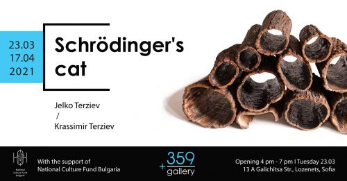 Gallery +359 in Sofia Opens the Season with a Project by Zhelko Terziev and Krassimir Terziev