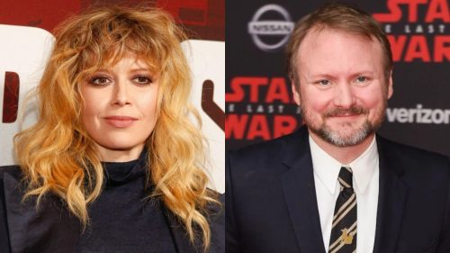 Rian Johnson is working on the mystery series Poker Face with Natasha Lyonne