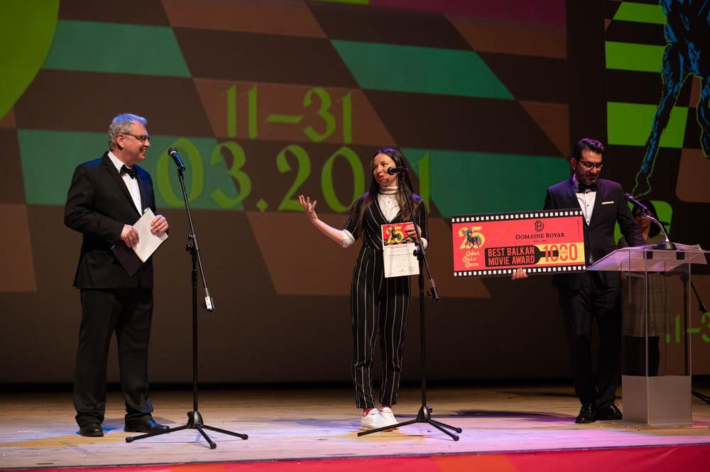 The Awards of the 25th Sofia International Film Festival