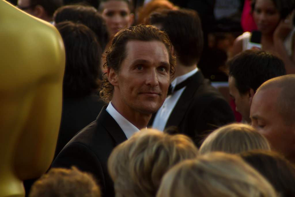 Matthew McConaughey will Star in the Sequel to A Time to Kill —  A Time for Mercy
