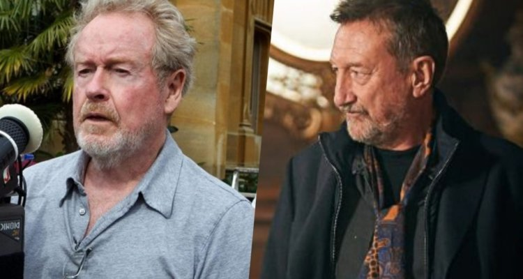 Ridley Scott and Steven Knight Work on the Military Series Roads to Freedom