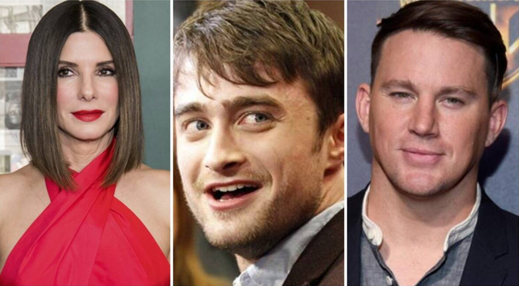 Daniel Radcliffe Would Kidnap Sandra Bullock and Channing Tatum in The Lost City of D