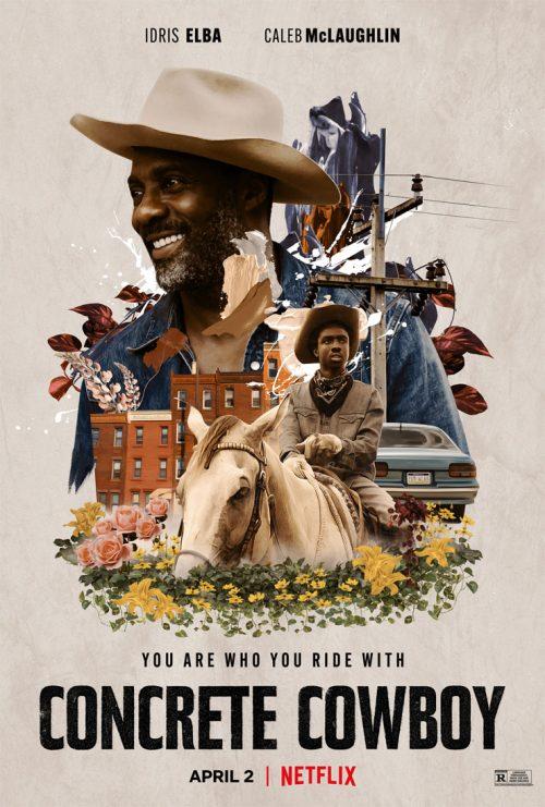 Concrete Cowboy with Caleb McLaughlin and Idris Elba (Trailer)