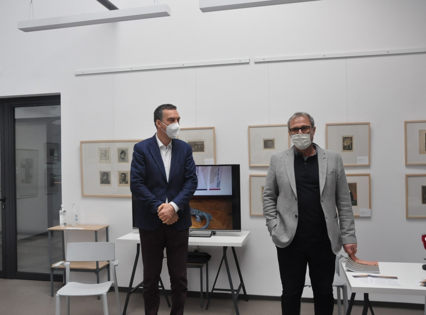 The Branch of the National Art Academy in Burgas is Growing, More Art Spaces in the City