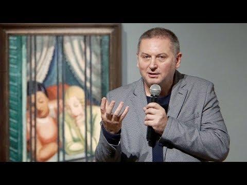 Bulgarian Writer Georgi Gospodinov with an Award for Contribution to European Literature