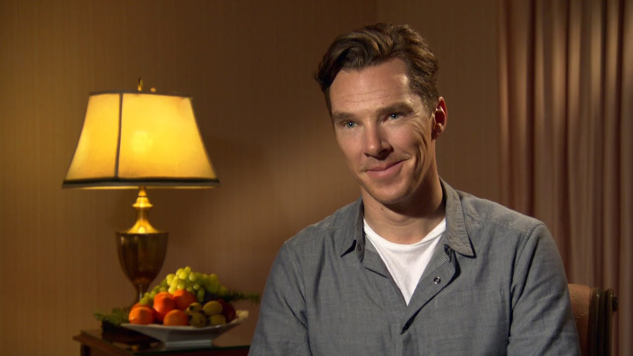Benedict Cumberbatch will Star in Colin Trevorrow's War Magician