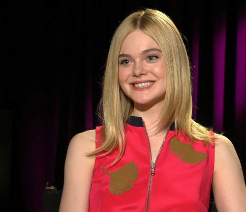 Elle Fanning will be Ali MacGraw in Barry Levinson's Francis and the Godfather