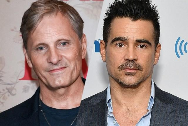 Vigo Mortensen, Colin Farrell and Joel Edgerton in Ron Howard's Thirteen Lives