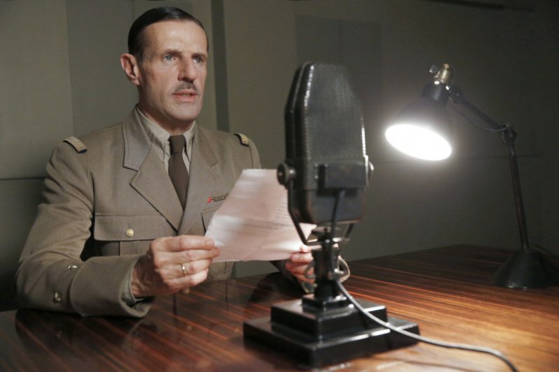 Film About Military General De Gaulle with Premiere at Kinomania (Trailer)