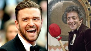 Justin Timberlake is Chuck Barris in the Remake of Confessions of a Dangerous Mind