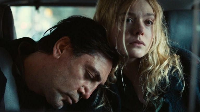 Legendary British director Sally Potter trusts the talent of Javier Bardem, Salma Hayek and El Fanning to tell a story from the reality of Leo and his daughter in The Roads Not Taken (Photo: Sofia Film Fest)