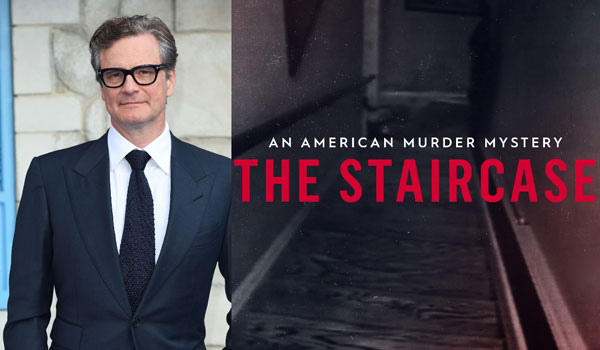 Colin Firth will Star in the Tragic Story The Staircase