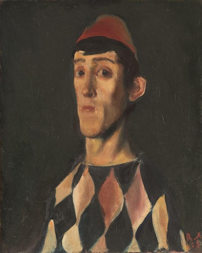 The National Gallery in Sofia Presents Corneliu Baba