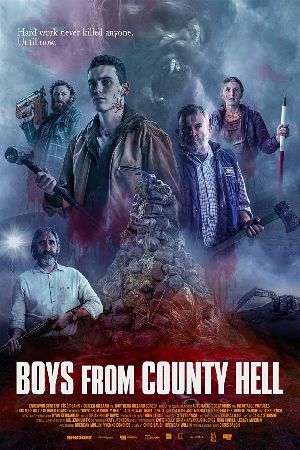 Trailer for the Irish Vampire Comedy Boys from County Hell