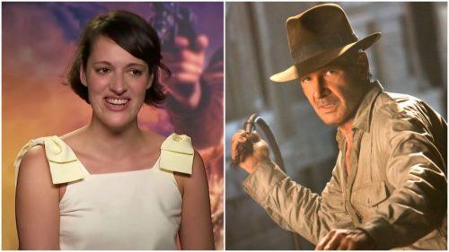 Phoebe Waller-Bridge Jouns Cast of Indiana Jones 5