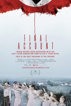 Trailer for the Fascinating Documentary Final Account by Luke Holland