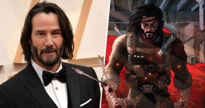 Keanu Reeves will Adapt the Brzrkr Comic into a Film and Animated Series