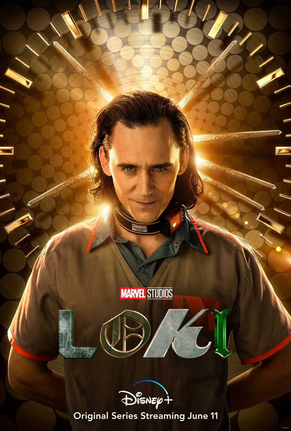 New Trailer and Poster for the Series Loki with Tom Hiddleston and Owen Wilson