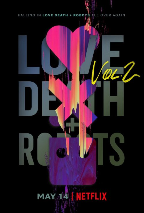 Trailer for the 2nd Season of Love, Death and Robots by Tim Miller and David Fincher