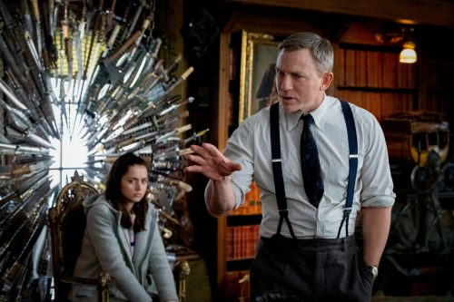 Netflix Bought the Sequel Rights of Rian Johnson's Knives Out for $450 million