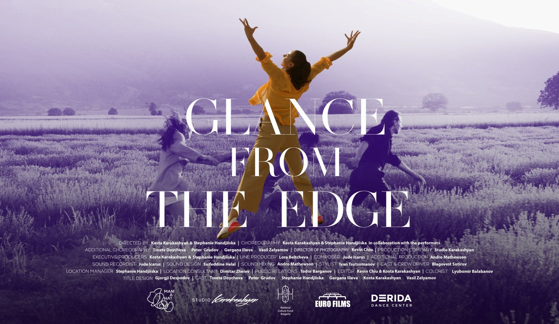 Premiere of the Dance Film Glance from the Edge (Trailer)