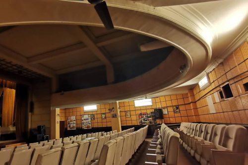 The Sofia Cinema Vlaykova Gets a Modern Cinema Machine