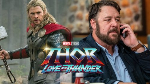"""Russell Crowe Joins Taika Waititi's """"Divine"""" Team for Thor: Love & Thunder"""