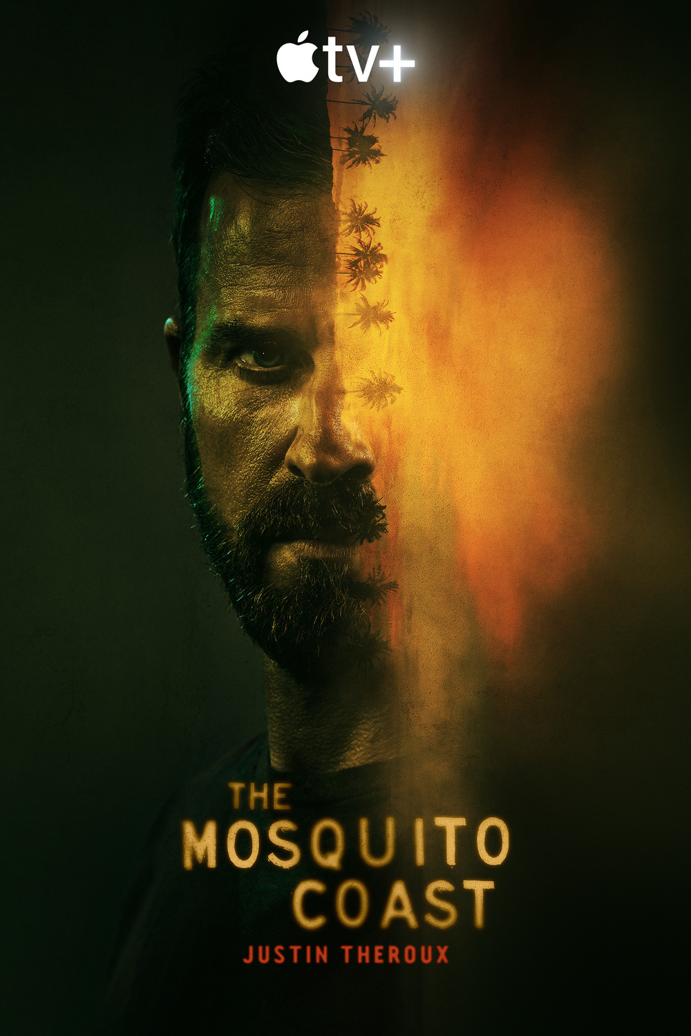 Trailer for the Series Mosquito Shore with Justin Theroux and Melissa George