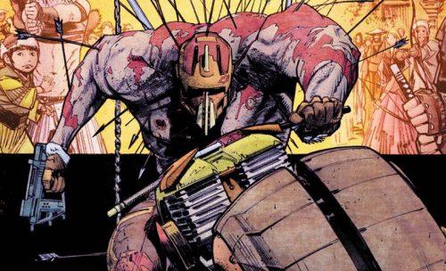 Cary Fukunaga to Direct Tokyo Ghost Cyberpunk Comic Book