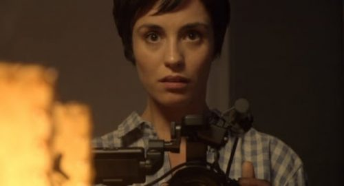 Scenes from the Life of an Actress to Premiere at Kinomania Film Festival on April 13
