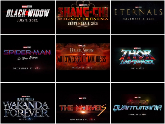 A Look at the Upcoming Phase 4 of the Marvel Cinematic Universe