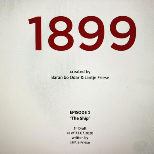 Teaser of the Series 1899 from the Creators of Dark