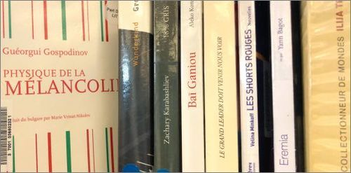 Bulgarian Books Travel Around France to Thousands of New Readers