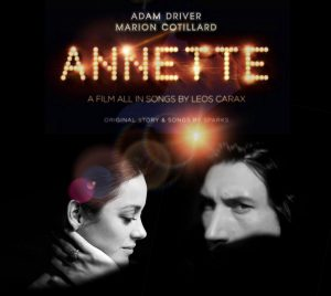 Trailer for Cannes 2021 Opener Annette by Leos Carax with Adam Driver and Marion Cotillard