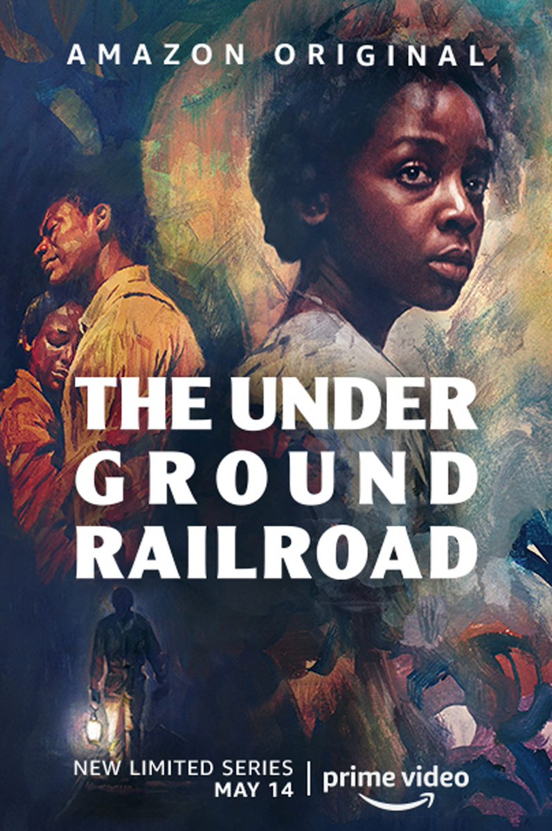 Full Trailer for the Barry Jenkins The Underground Railroad Series