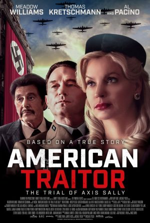 American Traitor: The Trial of Axis Sally with Al Pacino and Meadow Williams