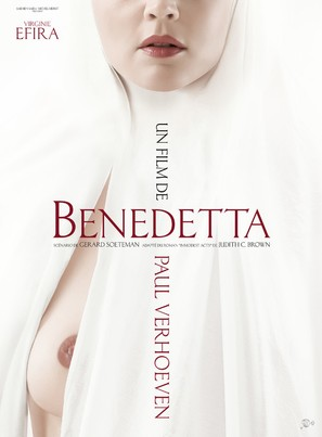 Paul Verhoeven's Benedetta is Included in the Competition program in Cannes (Trailer)