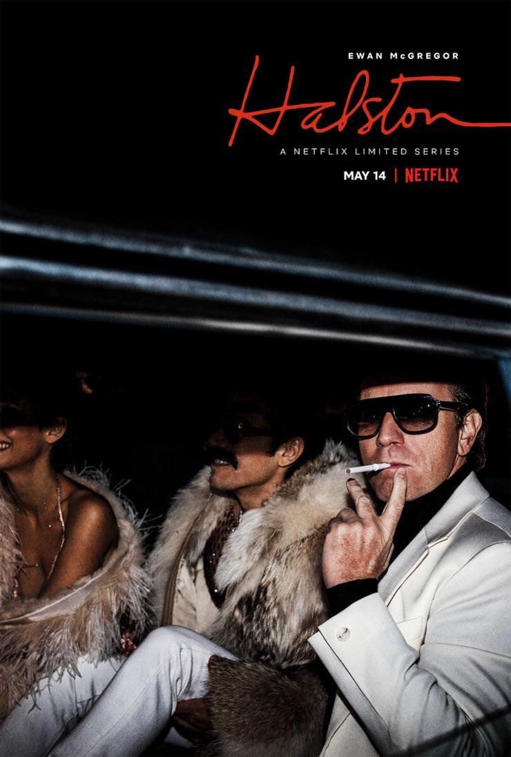 A Look at Ewan McGregor as Roy Halston Frowick in Ryan Murphy's Halston